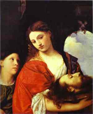 Titian-salome